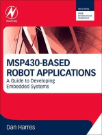 MSP430-based Robot Applications