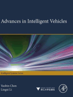 Advances in Intelligent Vehicles