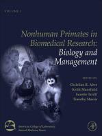 Nonhuman Primates in Biomedical Research
