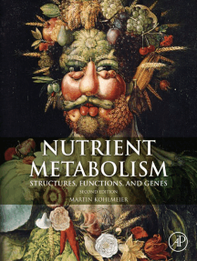 Nutrient Metabolism: Structures, Functions, and Genes