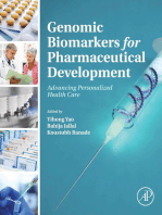 Genomic Biomarkers for Pharmaceutical Development