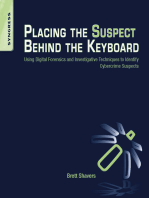 Placing the Suspect Behind the Keyboard