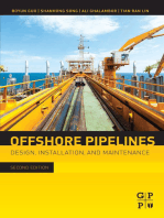 Offshore Pipelines: Design, Installation, and Maintenance