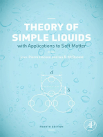 Theory of Simple Liquids