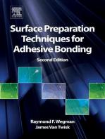 Surface Preparation Techniques for Adhesive Bonding