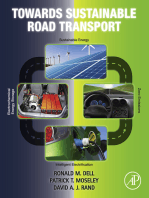 Towards Sustainable Road Transport