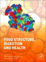 Food Structures, Digestion and Health