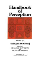 Handbook of Perception Volume 6A
