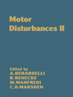 Motor Disturbances II: A Selection of Papers Delivered at The 2nd Congress of the International Medical Society of Motor Disturbances Held at Rome (No. 2)