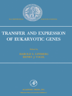 Transfer and Expression of Eukaryotic Genes