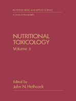 Nutritional Toxicology Volume 2