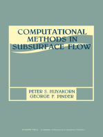 Computational Methods in Subsurface Flow