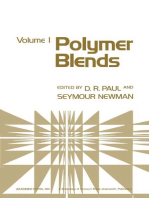 Polymer Blends Volume 1