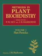 Methods in Plant Biochemistry Volume 1