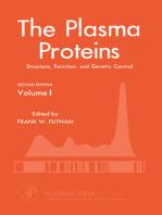 The Plasma Proteins