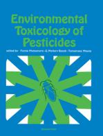 Environmental Toxicology of Pesticides