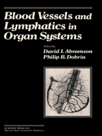 Blood Vessels and Lymphatics in Organ Systems