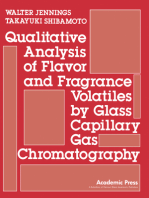 Qualitative Analysis of Flavor and Fragrance Volatiles by Glass Capillary Gas Chromatography