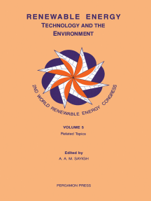 Renewable Energy, Technology and the Environment