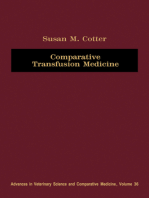 Comparative Transfusion Medicine