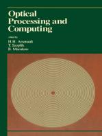 Optical Processing and Computing
