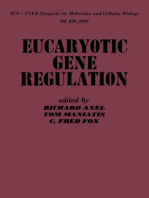 Eucaryotic Gene Regulation
