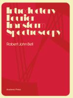 Introductory Fourier Transform Spectroscopy