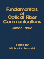 Fundamentals of Optical Fiber Communications