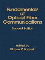 Fundamentals of Optical Fiber Communications
