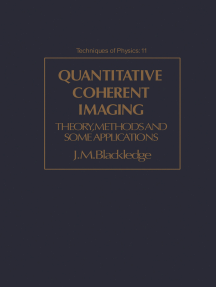 Quantitative Coherent Imaging: Theory, Methods and Some Applications