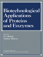 Biotechnological Applications of Proteins and Enzymes