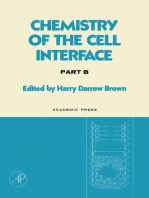 Chemistry of the Cell Interface Part B