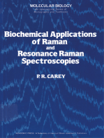 Biochemical Applications of Raman and Resonance Raman Spectroscopes