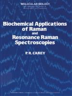 Biochemical Applications of Raman and Resonance Raman Spectroscopes