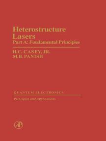 Heterostructure Lasers Part A