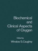Biochemical and Clinical Aspects of Oxygen