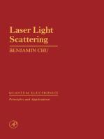 Laser Light Scattering