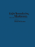 Light Transducing Membranes