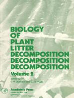 Biology of Plant Litter Decomposition V2