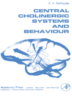 Central Cholinergic Systems and Behaviour