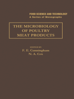 The Microbiology of Poultry Meat Products