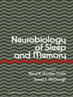 Neurobiology of Sleep and Memory