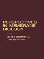 Perspectives In Membrane Biology