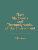 Fluid Mechanics and Thermodynamics of Our Environment