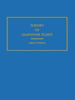 Theory of Quantum Fluids