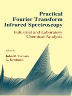 Practical Fourier Transform Infrared Spectroscopy