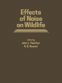 Effects of Noise On Wildlife