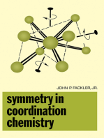 symmetry In Coordination Chemistry