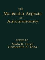 The molecular aspects of autoimmunity