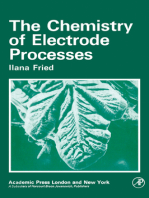The Chemistry of Electrode Processes